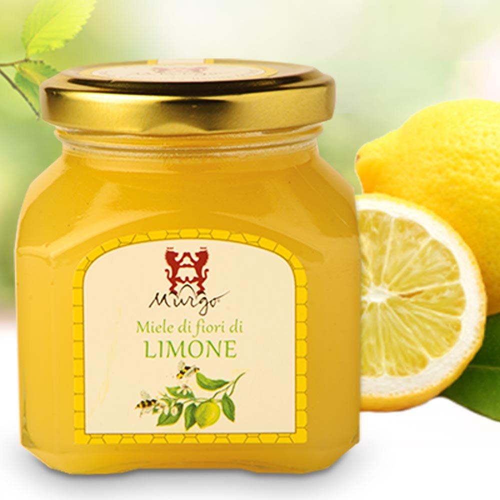 sizilianischer Zitronenbl�ten Honig Miele di Limone Baron del Murgo Sizilien Zitronenhonig