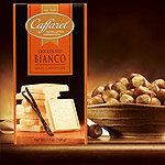 Caffarel weiße Schokolade mit Vanille Piemont Italien Cioccolato