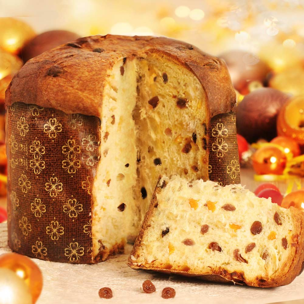 Italian Christmas Bread Cake