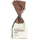 Trüffelpraline dunkel einzeln Tartufo dolce nero
