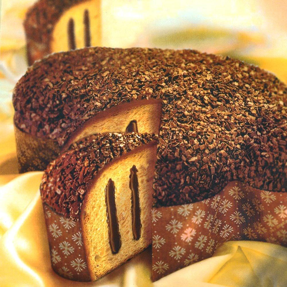Colomba Osterkuchen mit Schokolade