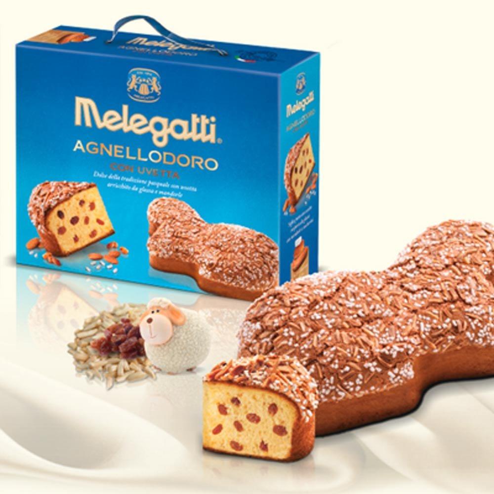 Agnellodoro Osterlamm Melegatti Frühlings Kuchen