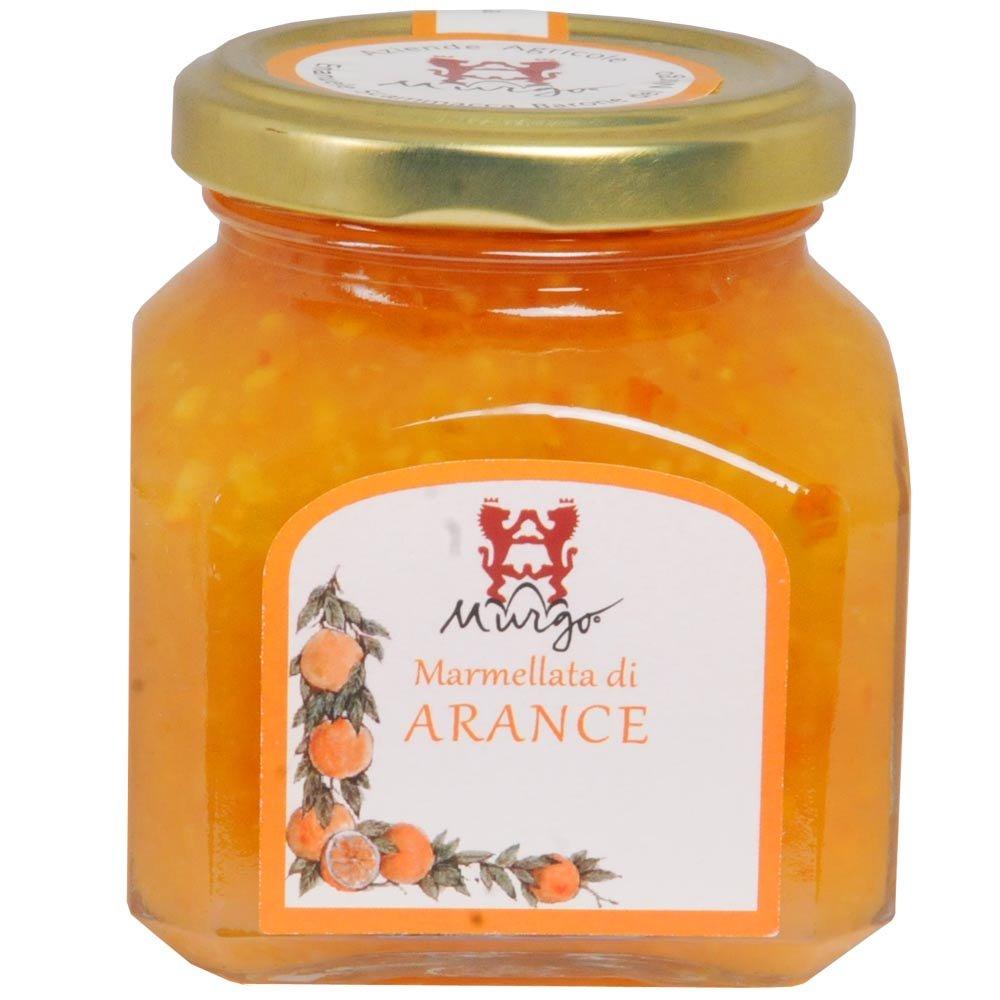 Marmellata di arance bionde sizilianische Orangenmarmelade Barone del Murgo