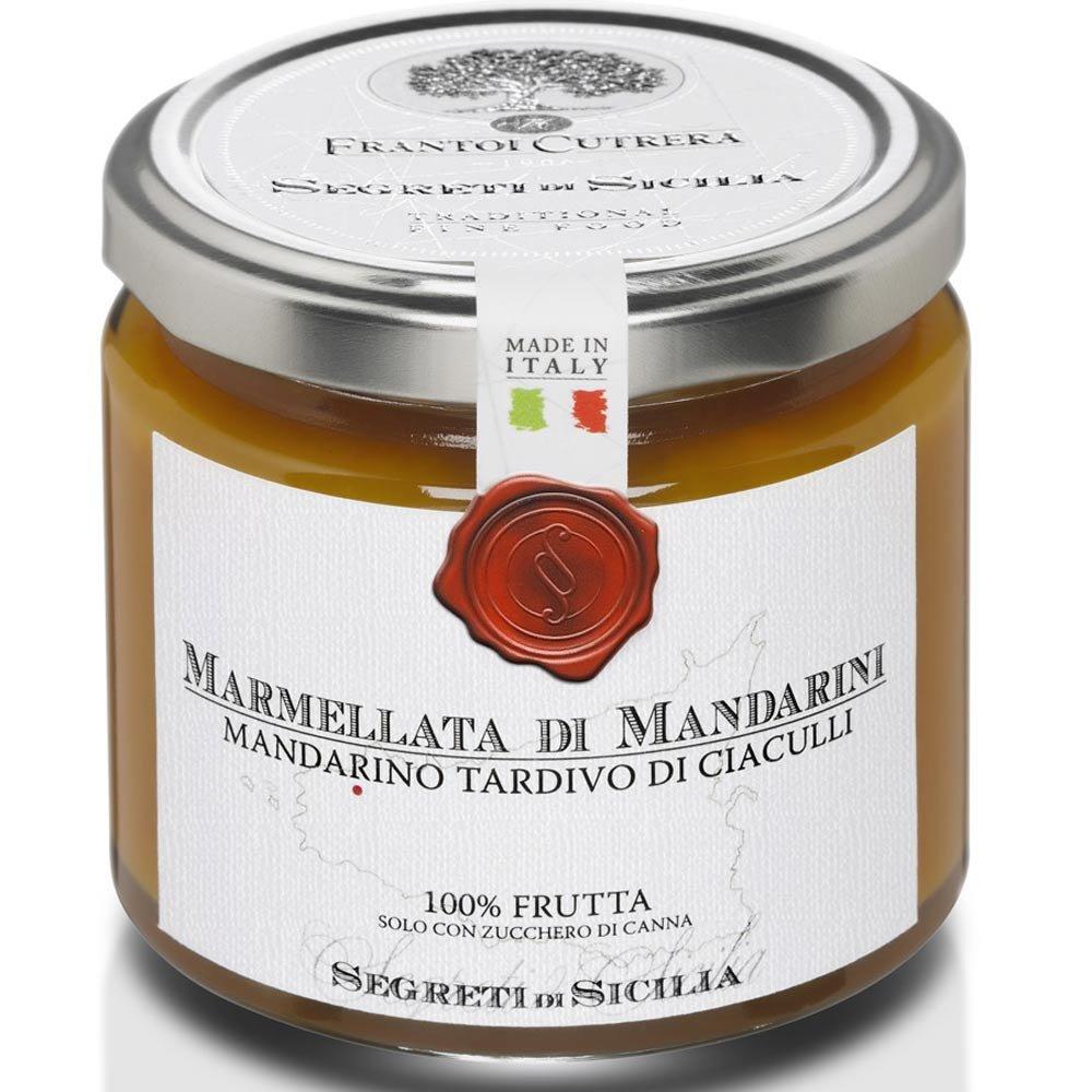 Marmellata Mandarino Tardivo di Ciaculli Mandarinenmarmelade Sizilien