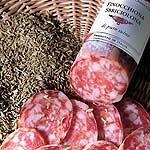 Fenchelsalami Finocchiona Antica Macelleria Falorni Toskana