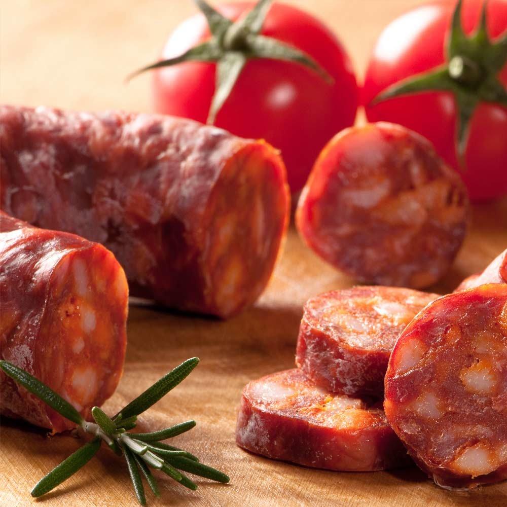 pikante Ringsalami Salsiccia Piccante