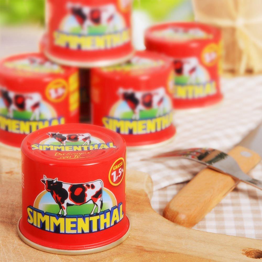 Simmenthal Fleisch aus Italien