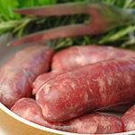 Salsiccia fresca mit Tr�ffel Toskana 6 St�ck Salumificio Viani