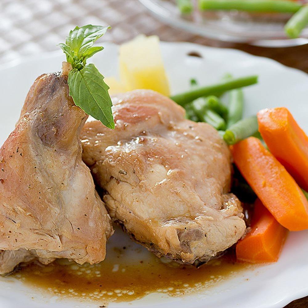 Tonno di coniglio Kaninchenfleisch in Oliven�l