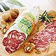 Salame alle noci Salami mit Walnüssen Piemont