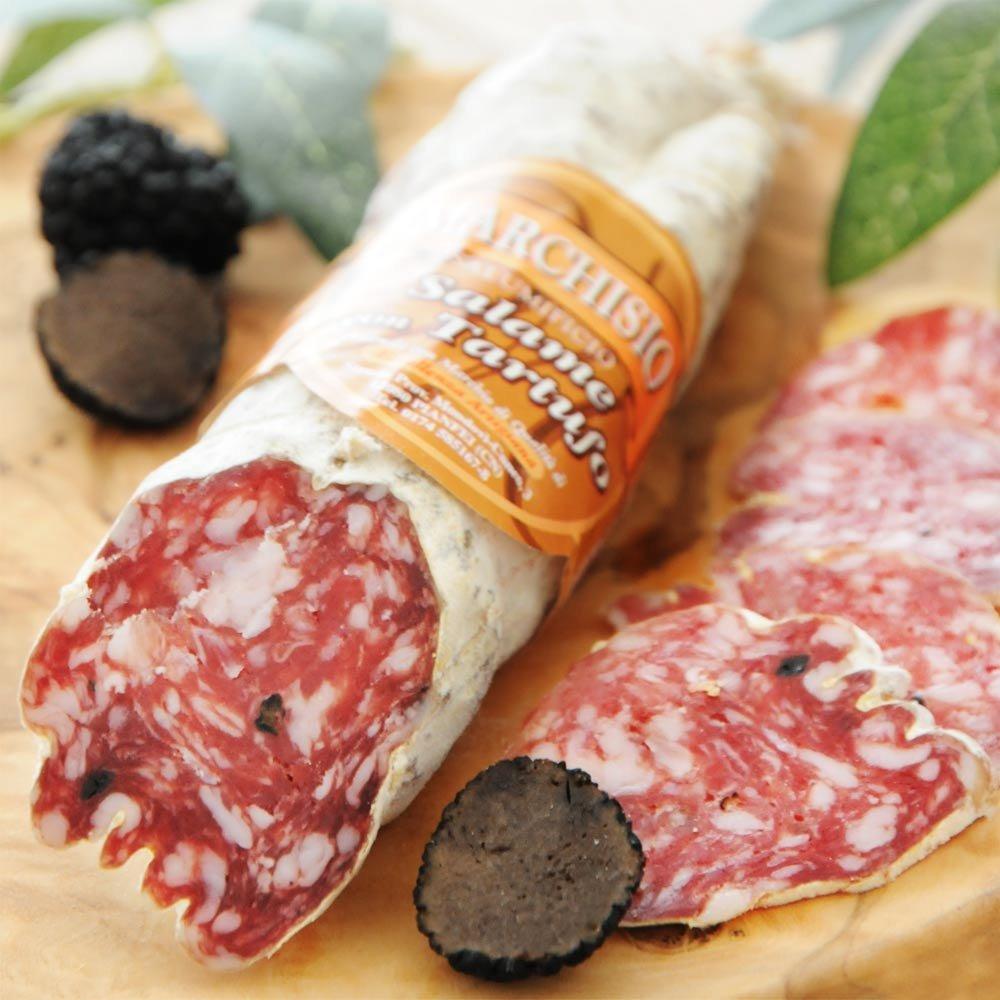 Tr�ffelsalami Piemont Salame al tartufo Salumificio Marchisio
