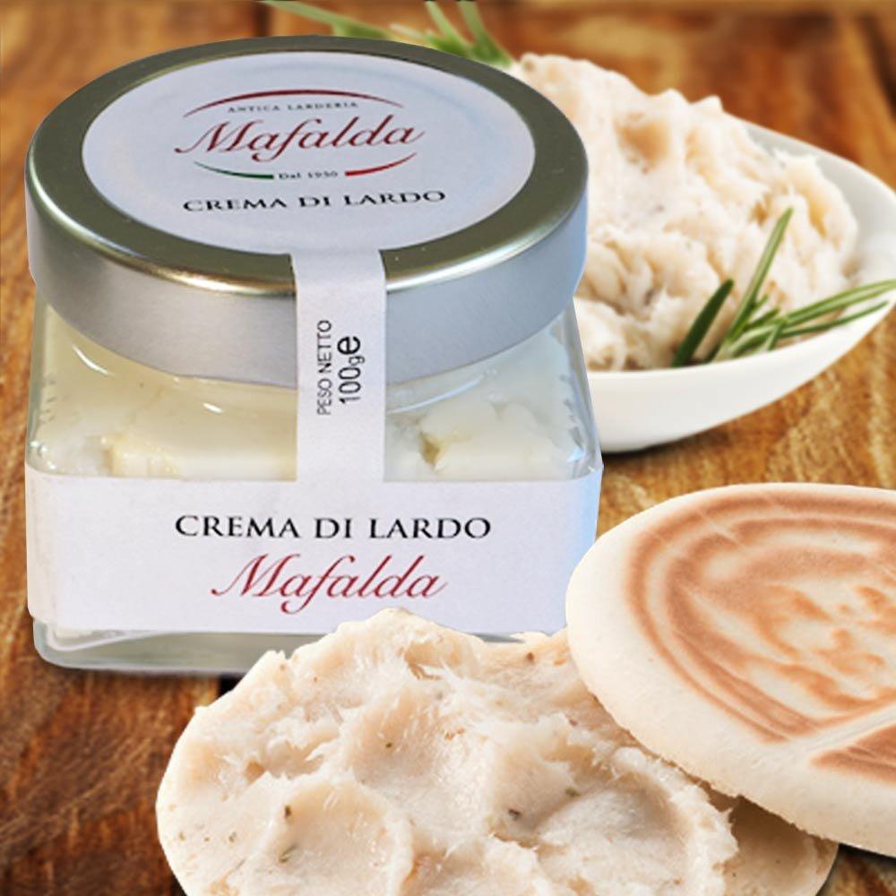 Crema di Lardo di Colonnata herzhafter Aufstrich aus der Toskana