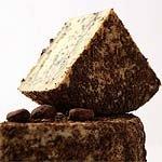 CaRuBlu Blauschimmel Kakao Edelk�se Rohmilchk�se weichschmelzend Degust Italien