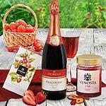Erdbeer Geschenkset Italien