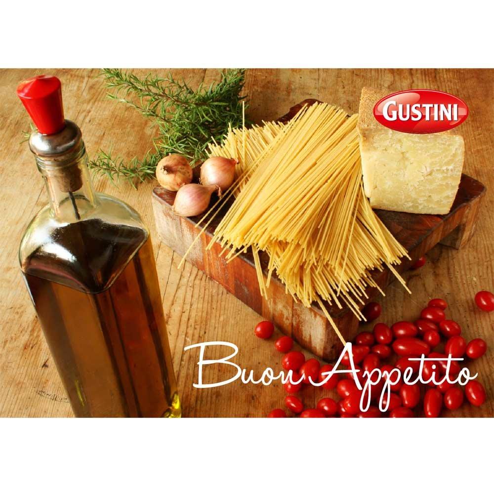 Gru�karte Buon Appetito