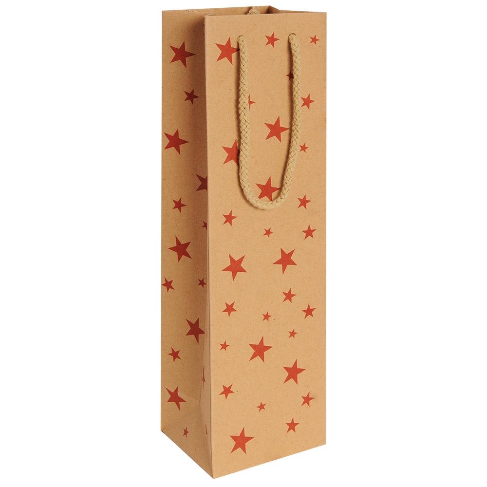 Geschenktüte Sterne 1er