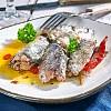 Sardine con peperoncino piccante