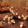 Cioccolato gianduja nocciole