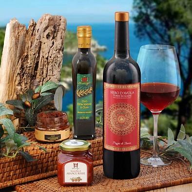 Geschenkset Piccola Sicilia