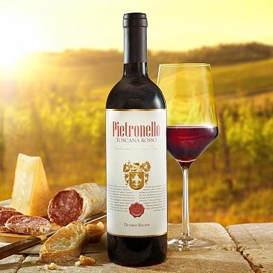 Pietronello Rosso Toscana toskanischer Rotwein