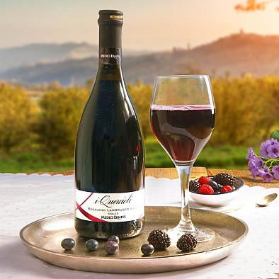 Lambrusco DOC Rosso Dolce