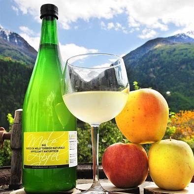 Südtiroler Apfelsaft BIO