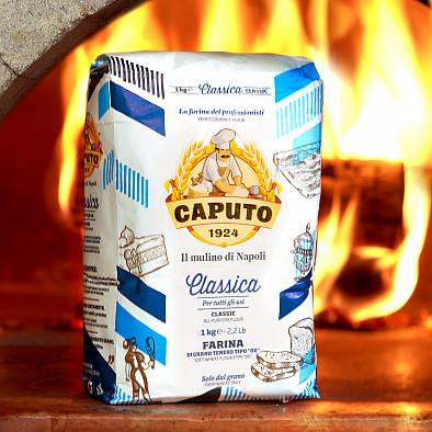 Pizza-Mehl Typ 00 Caputo - geringe Gehzeit