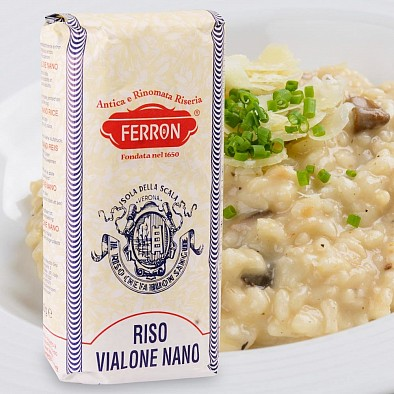Vialone Nano - Risottoreis, 1 kg