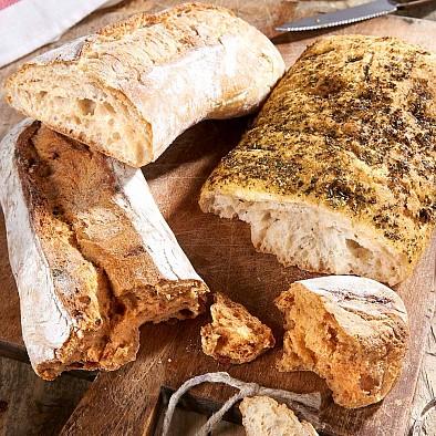 Original italienisches Bauernbrot - 3er Probierpaket