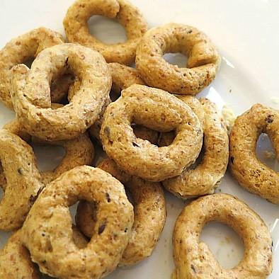 Taralli Pugliesi ai Cereali