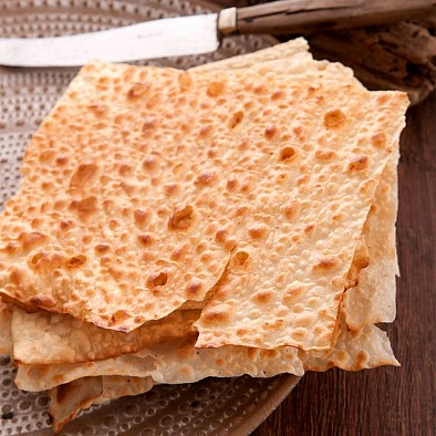 Pergamena di pane Guttiau