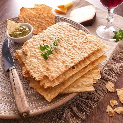 Pergamena di pane Origano