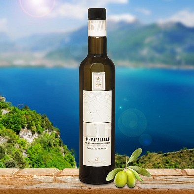 Testsieger Olivenöl 46° Parallelo - Agraria Riva del Garda