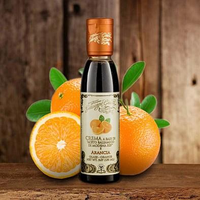 Crema di Balsamico all'arancia