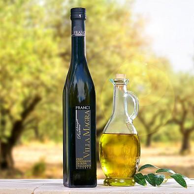 Villa Magra - Olivenöl Testsieger 2019