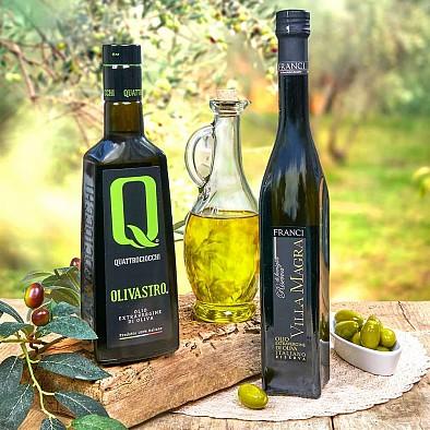DUO ITALIA - Bestes Olivenöl Italien 2019
