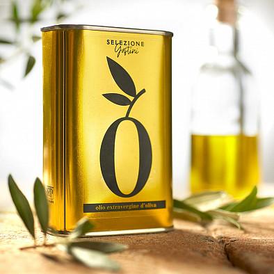 Selezione Gustini Oro - Olivenöl im kleinen Kanister 250 ml