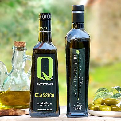Bestes Olivenöl aus Italien 2021 - Duo 2x