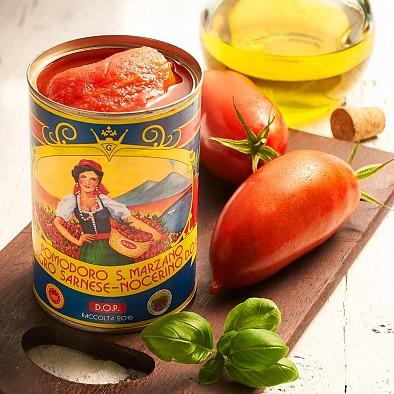 San Marzano Tomaten DOP