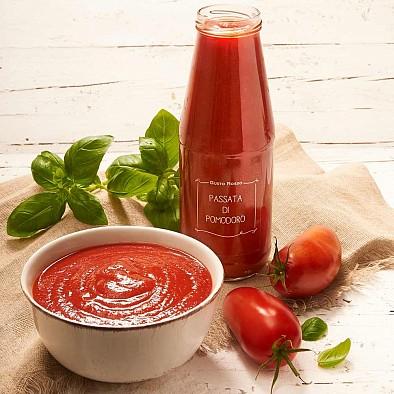 Passierte Tomaten - Passata