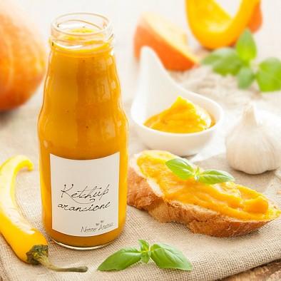 Grillsauce Ketchup arancione