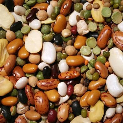Hülsenfrüchtemischung für Suppe mediterraner Art