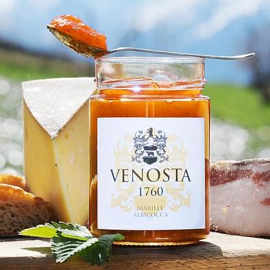 Südtiroler Aprikosen Marillen Konfitüre