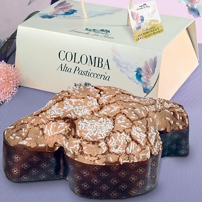 Colomba all'albicocca 1kg
