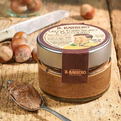 Crema Torroncino e cioccolato