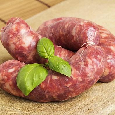Salsiccia Fresca al Chianti