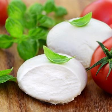 BIO Mozzarella aus Kuhmilch