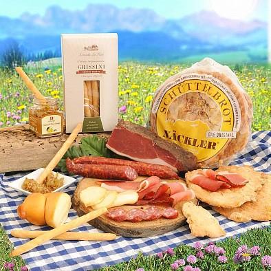 Südtiroler Brettljause