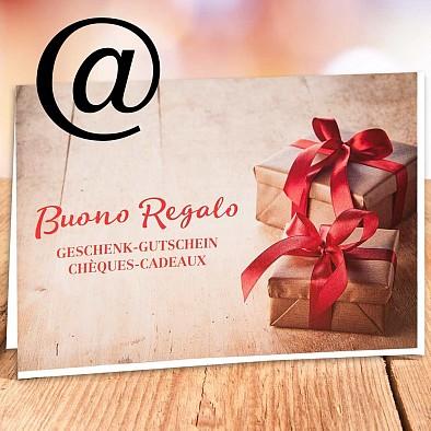 100 Euro Geschenkgutschein - via E-Mail