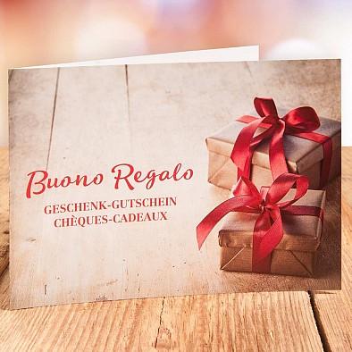 25 Euro Geschenkgutschein - Postversand